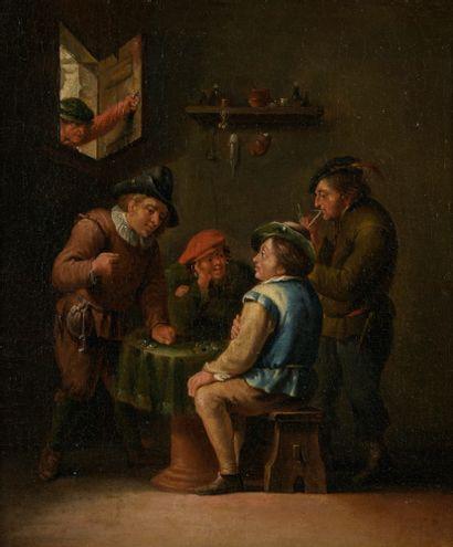 École ITALIENNE du XVIIIe siècle, dans le...