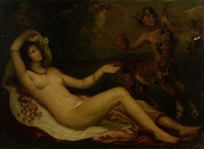 Armand POINT (1860-1932)  Vénus et le centaure...