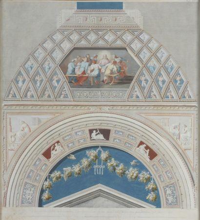 D'après Gaetano SAVORELLI et Pietro COMPORESI...