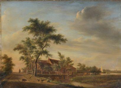 Johannes JANSON (Amboine 1729-Leyde 1784)...