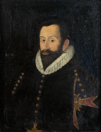 École ESPAGNOLE du début du XVIIe siècle...