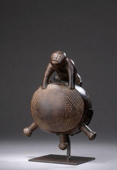 KONGO bell, Democratic Republic of Congo...