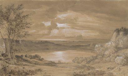 Nicolas Didier BOGUET (Chantilly 1755-Rome...