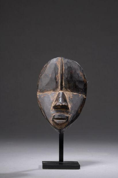 PASSPORT DAN MASK, Ivory Coast  Wood with...