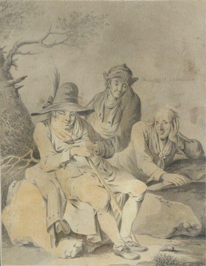 Markus DINKEL (Eiken 1762-Berne 1832)  La...
