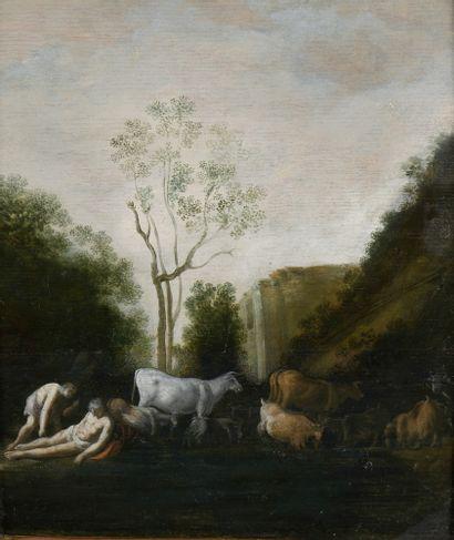 Dirck I DALENS (Dordrecht vers 1600-Zierikzee...
