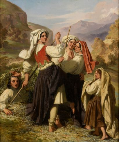 Eugène DEVÉRIA et son atelier (1808-1865)...