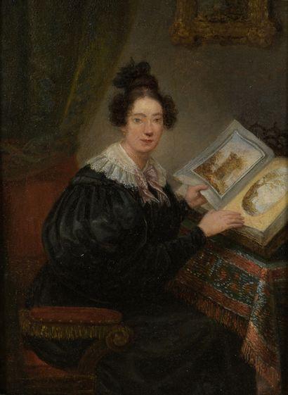 Antoinette Cécile H. HAUDEBOURT-LESCOT  (1784-1845)...