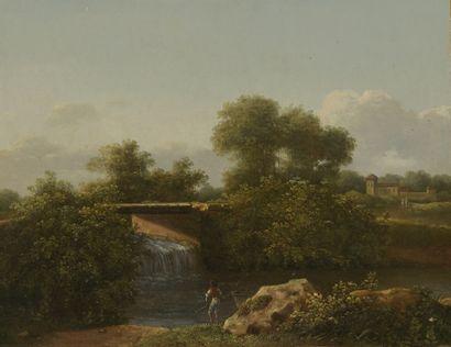 Alexandre PAU DE SAINT MARTIN (actif 1769-1848)...