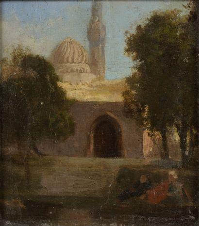 Entourage de Prosper MARILHAT (1811-1847)...