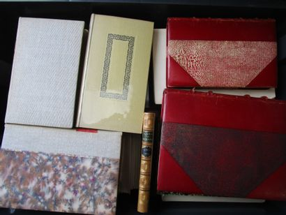 Lot d' ouvrages de littérature XIXe et XXe...