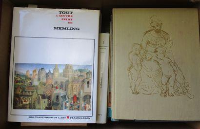Important ensemble de livres et de brochures...