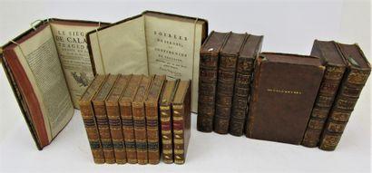 Lot d'ouvrages de littérature  1/ - Corneille,...