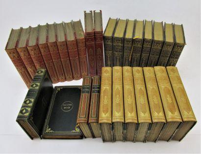 Lot de littérature  1/ - Oeuvres complètes...