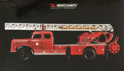 Véhicules de pompiers - camions de transport...