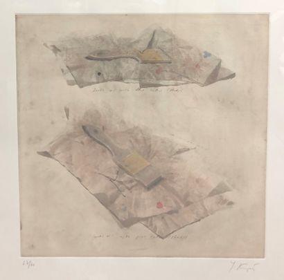 Yuri Leonidovich KUPER (1940)  Brush n°2...