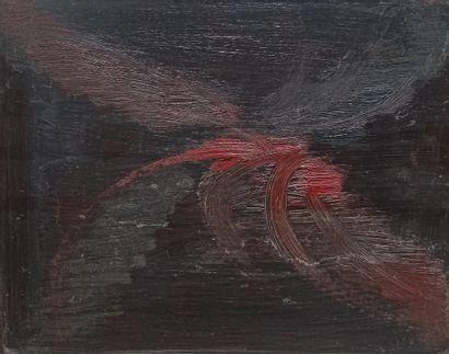 Jean-Paul ALEXANDRE (Xxè)  La guêpe, 1963...
