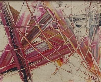 Jean-Paul ALEXANDRE (Xxè)  Sans titre, 1963...