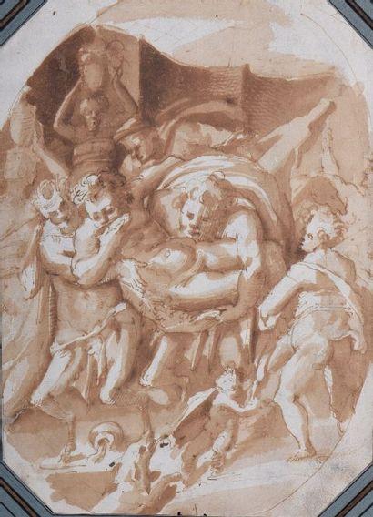Attribué à Maturino da FIRENZE (1490-1528...