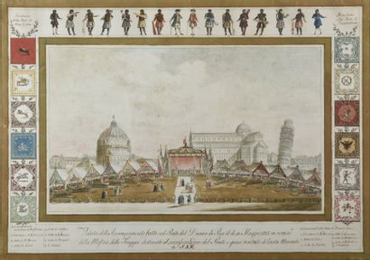 Giuseppe Maria TERRENI (Livourne 1739-1811)...