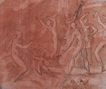 Attribué à Jacopo BERTOJA (1544-vers 1574)...