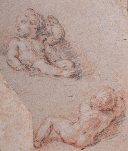 Charles de LA FOSSE (Paris 1636-1716) Un...