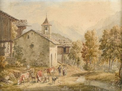 Johan Henrich LUTTRINGSHAUSEN (1783-1857)...