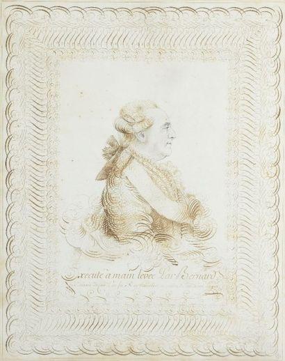 Jean – Joseph BERNARD (Lunéville 1740-Saint...