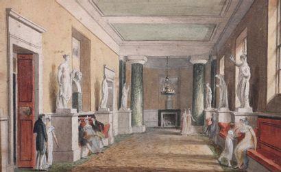 James STEPHANOFF (Londres 1784-Bristol 1874)...