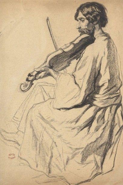 Théodore VALERIO (Herserange 1819-Vichy 1879)...
