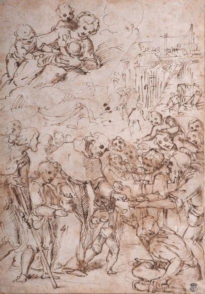Giovanni Battista PAGGI (Gênes 1554-1627)...