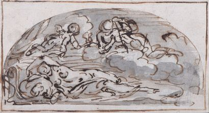 Attribué à Domenico GARGIULIO dit Micco SPADARO...
