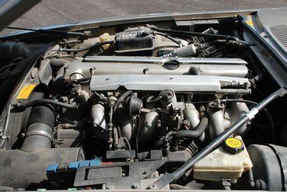 JAGUAR XJS Cabriolet 4.0l – 1995 Version la plus recherchée et la plus fiable. Couleur...