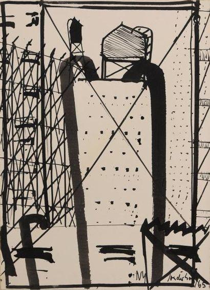 K.R.H SONDERBORG (1923-2008)