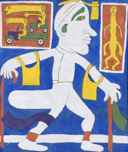 Yvon TAILLANDIER (né en 1926)