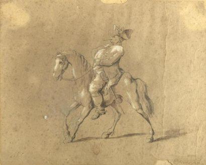 Wilhelm CHODOWIECKI (1765-1805) Caricature...