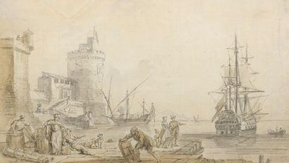 Jean-Baptiste LALLEMAND (Dijon 1716-Paris...