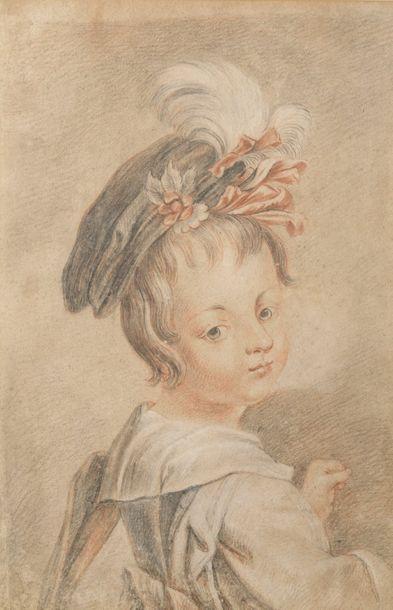 École FRANCAISE du XVIIIe siècle, entourage...