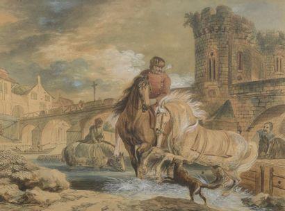 Jean-Baptiste LE PAON (Paris 1738-1785)...