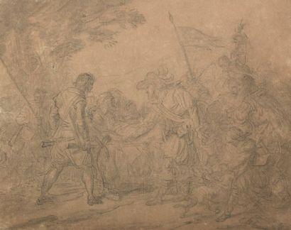 François André VINCENT (Paris 1746-1816)...
