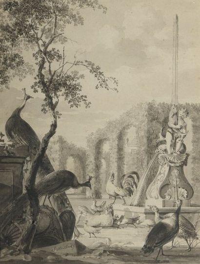 Gérard HAUSBROCK (actif au XVIIIe siècle)...