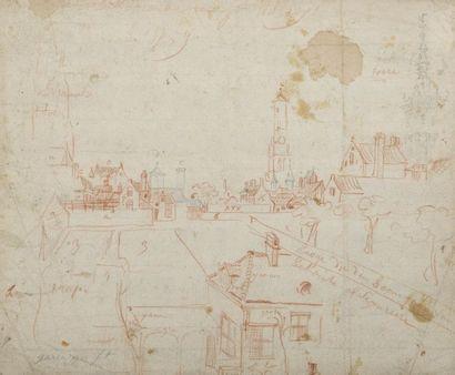 Jan Anton GAREMYN (Bruges 1712-1799)  Trois...