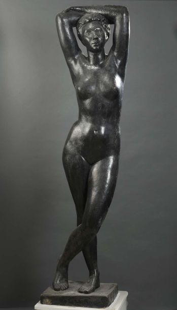 Albert BOUQUILLON (1908-1997)  Jeunesse,...