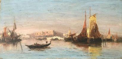 Attribué à Julien GAGLIARDINI (1846-1927)...