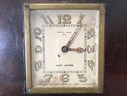 JAEGER pour MAPPINWEBB Horloge 8 jours, mouvement...