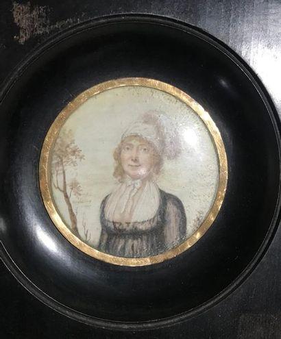 Etienne MOTELAY (fin du XVIIIème - début...