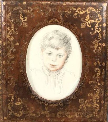 *Georges SCOTT (1873-1942) Portraits d'un...