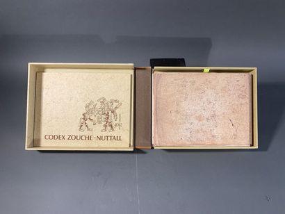CODEX ZOUCHE-NUTTALL (conservé au British...