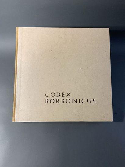 CODEX BORBONICUS (conservé à la Bibliothèque...