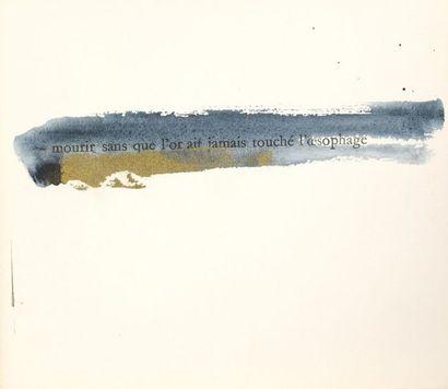 RAQUEL (1925-2014)  Suite de dix-huit essais...